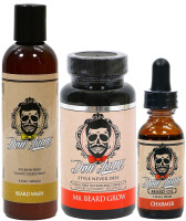 Don Juan Charmer Ultimate Beard Care Kit