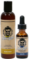 Don Juan Beard Wash & Oil Sailor Essential Kit