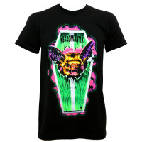 Nekromantix Coffin Slim-Fit T-Shirt