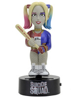 Neca Suicide Squad Harley Quinn 6' Solar Powered Body Knocker