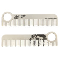 Don Juan Pomade x Chicago Comb Co. Limited Edition Stainless Steel Comb