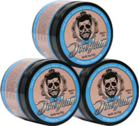 Don Juan Hybrido Pomade Strong Hold 4oz 3 Pack