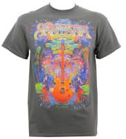 Santana Spiritual Soul T-Shirt Graphite