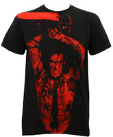 Evil Dead 2 Ash Williams Subway Slim-Fit T-Shirt