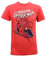 Marvel Spider-Man Spidey Swinging Slim-Fit T-Shirt