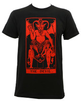 Impact Original Devil Tarot Slim-Fit T-Shirt
