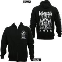 Behemoth Amen Zip-Up Hoodie