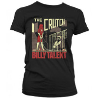 Billy Talent Juniors Crutch T-Shirt