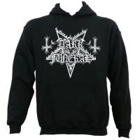 Dark Funeral Logo Pullover Hoodie