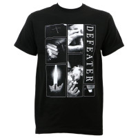 Defeater Collage Slim-Fit T-Shirt