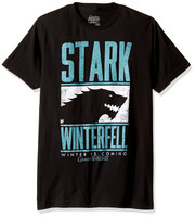 Game Of Thrones Stark Winterfell T-Shirt
