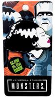 Universal Bride of Frankenstein Glow In The Dark Enamel Pin