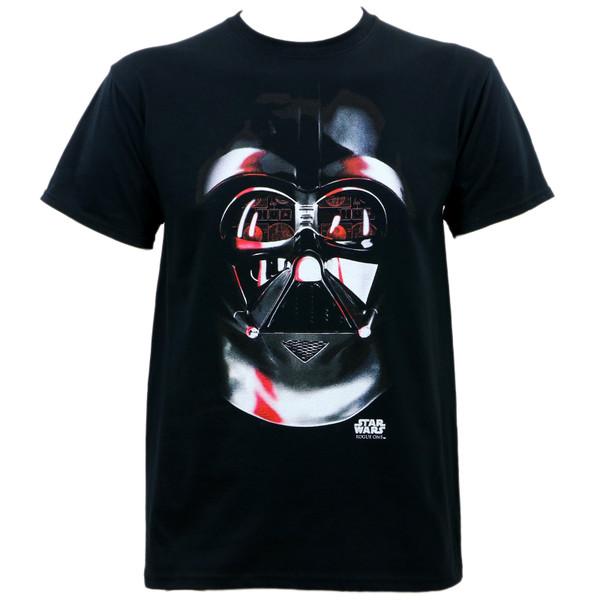 Star Wars Rogue One Lord Vader T Shirt Black Merch2rock