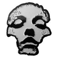 Converge Jane Doe Enamel Pin White