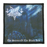Dark Funeral Secrets of The Black Arts Woven Patch