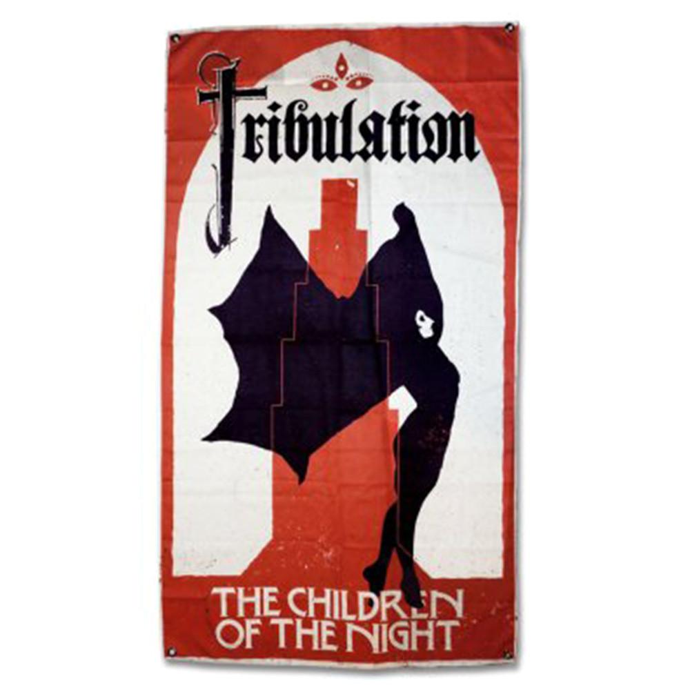 Tribulation Children of The Night Fabric Poster - Merch2rock ... ff4c51887