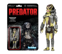 "FUNKO Predator Closed Mouth 3 3/4"" ReAction Figure"