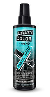 Crazy Color Pastel Hair Color Spray Bubblegum Blue 250 ml / 8.45 fl oz