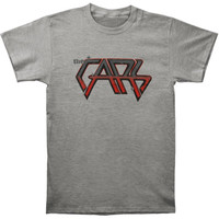 The Cars License Plate Slim-Fit T-Shirt