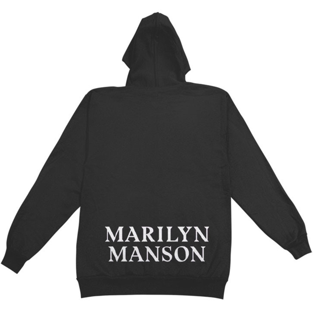 purchase original variety design 2019 wholesale price Marilyn Manson Double Cross Pullover Hoodie
