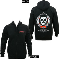 Don Juan Pomade Jumbo Style Never Dies Zip Up