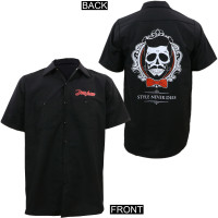 Don Juan Jumbo Style Never Dies Work Shirt