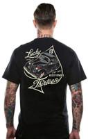 Lucky 13 Ace of Spades T-Shirt