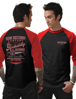 STEADY CLOTHING That Rockabilly Sound Raglan T-Shirt
