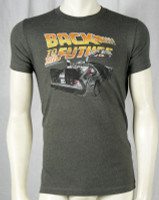 Back To The Future T-Shirt - Delorean Logo