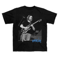 Jerry Garcia Live Portrait T-Shirt Black