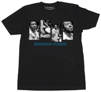Bernard Purdie Revolution Slim-Fit T-Shirt