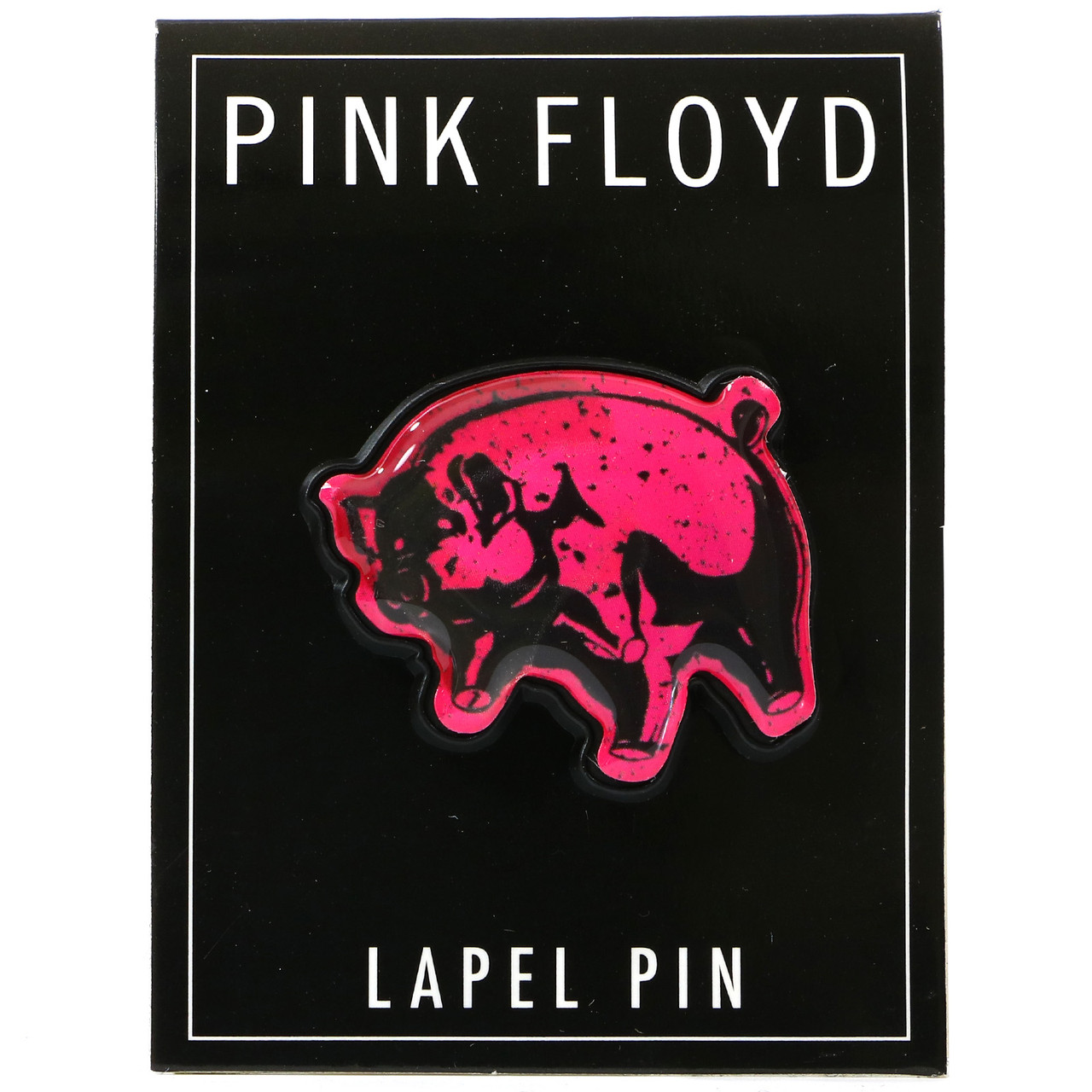 Pink Floyd Floating Pig Lapel Pin