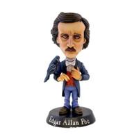 "Edgar Allen Poe 7"" Bobble Head"