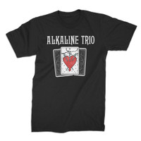 Alkaline Trio Tarot Slim-Fit T-Shirt