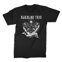 Alkaline Trio Your Coffin Slim-Fit T-Shirt