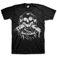 Discharge Born Slim-Fit T-Shirt