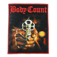 Body Count Killer Logo  Patch