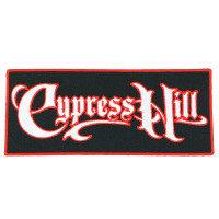 Cypress Hill Script Logo  Patch
