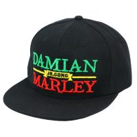 Damian Marley Jr. Gong Snapback Hat