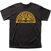 Sun Records Memphis Logo T-Shirt