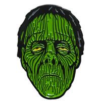 Trick or Treat Studios Radio Active Zombie Enamel Pin