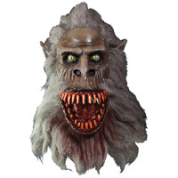 Creepshow Fluffy The Crate Beast Mask