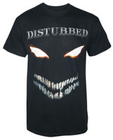 Disturbed Scary Face Full Color T-Shirt