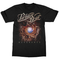 Parkway Drive Reverence Album Cover Slim-Fit T-Shirt