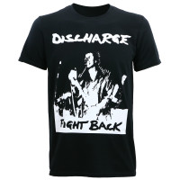 Discharge Fight Back Slim-Fit T-Shirt