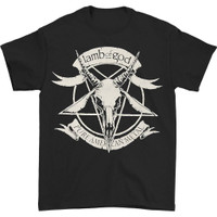 Lamb of God Divine Influence T-Shirt