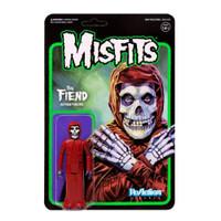 Super7 Misfits The Fiend Crimson Red ReAction Figure