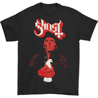 Ghost Dove Red T-Shirt