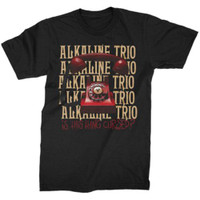 Alkaline Trio Is This Things Cursed? Repeater Slim-Fit T-Shirt