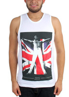 Queen Flag Logo Tank Top